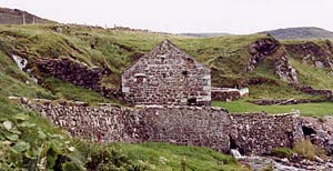 An Old mill overlooking Mill bay